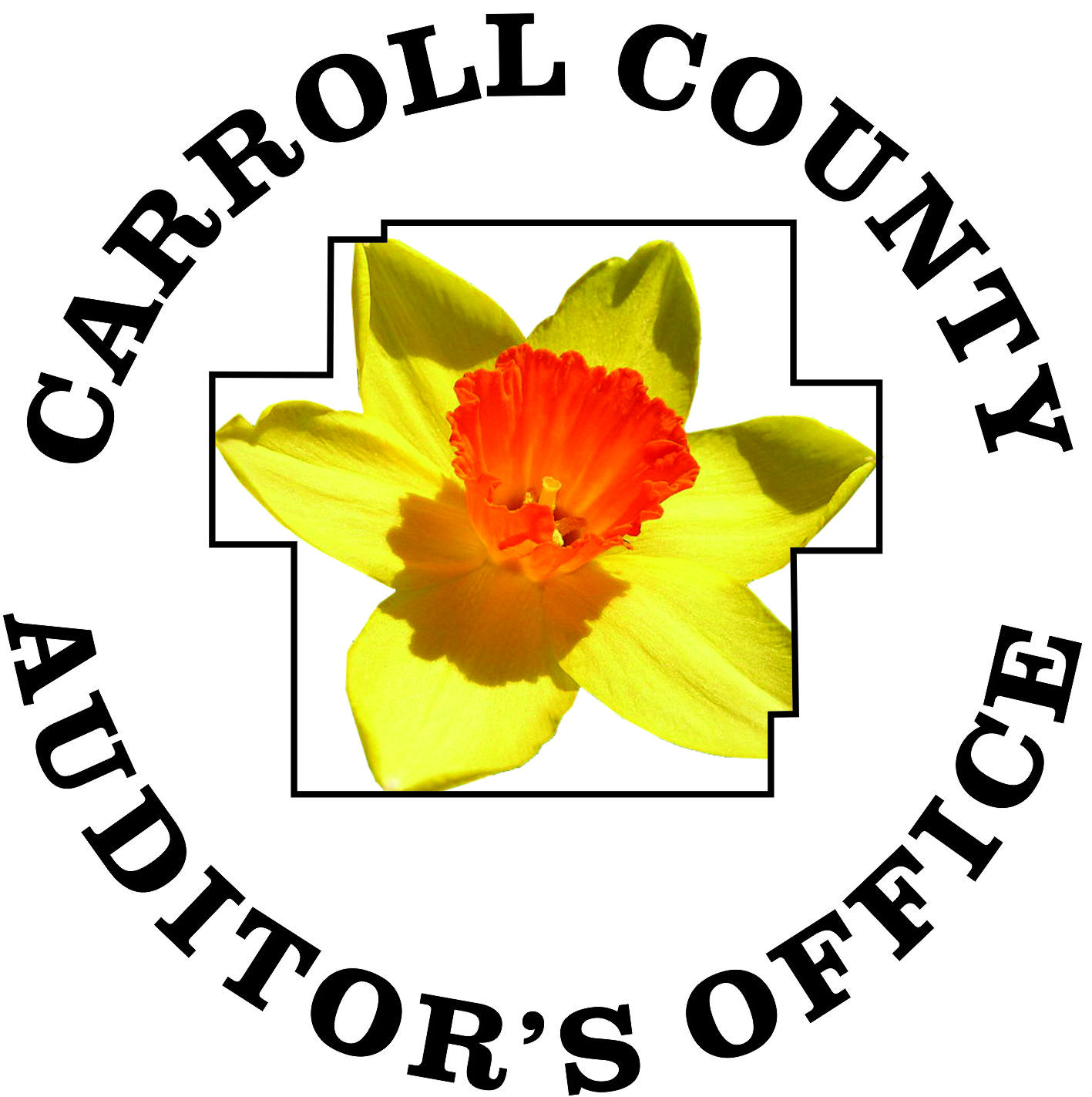 Carroll County Auditor's Office logo
